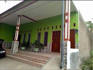 Dikontrakkan 2 Rumah Masih Baru 2 Kamar Daerah Lesanpuro