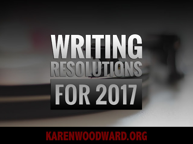 Writing Resolutions for 2017