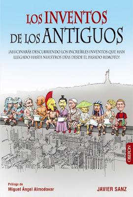 Los inventos de los antiguos, Javier Sanz