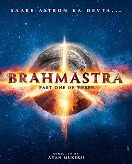 Brahmastra - Part I First Look Poster 2