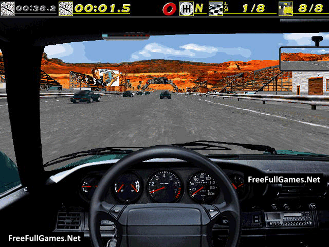 Need for Speed 1 PC Game Free Download Full Version