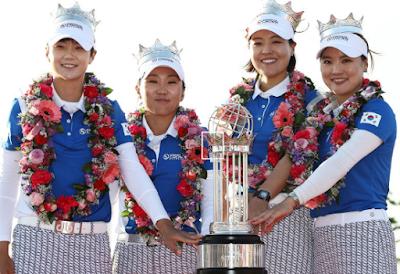UL International Crown, 2018, golf, Lpga tour, teams, Standing, Purse, Prize Money, Winners Share,