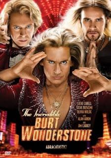 O Incrível Mágico Burt Wonderstone – Dublado