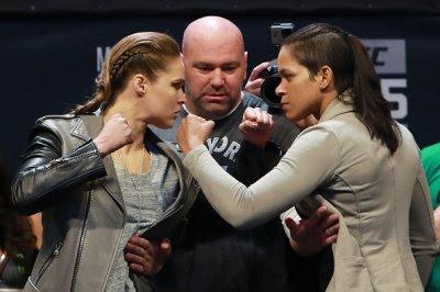Ronda Rousey vs Amanda Nunes Live Stream