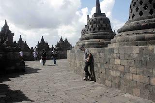 Candi Borobudur 17