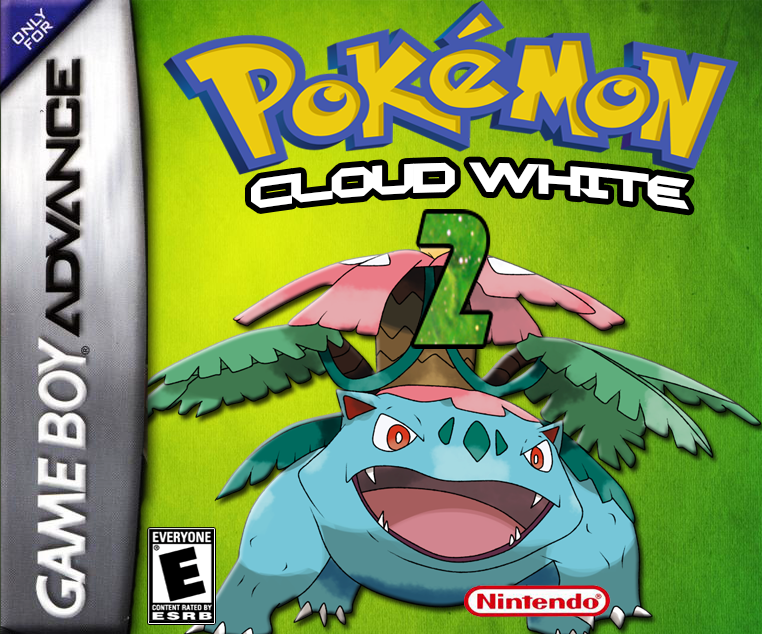 Pokemon cloud white cheats codes