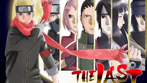 Naruto The Movie 7 The Last BD Subtitle Indonesia