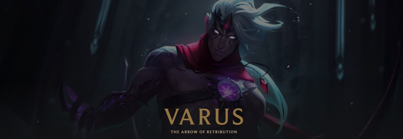 """Regardless of what he would later become, Varus was once a paragon of  loyalty and honor. A skilled archer of the ancient Shuriman empire, he was  appointed ..."