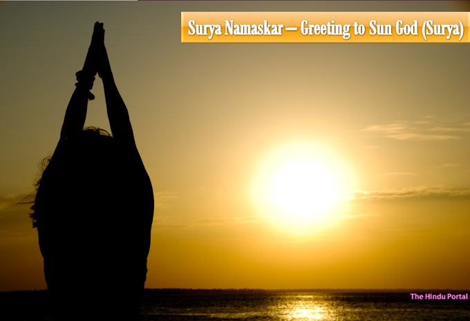 Why we must honour and greet the sun and do Yoga