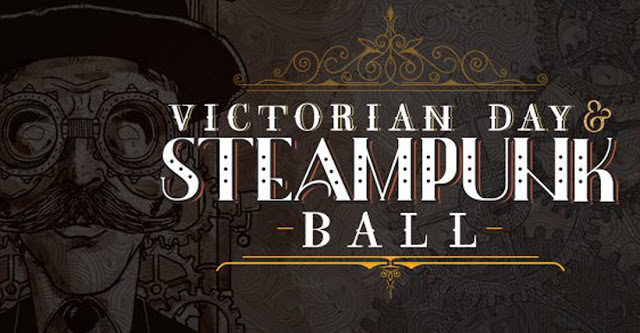 Victorian Day & Steampunk Ball at Historic Homestake Opera House Lead South Dakota, August 20 2016