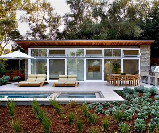 bedroom design blog: Modern Eco-design Glass Houses on Modern Glass House Design  id=63004