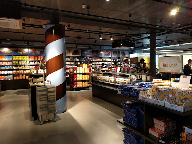 Магазин шоколада Maestrani's
