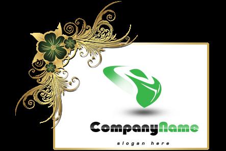 تنزيل تصميم شعار شركة كمبيوتر جاهز للتعديل بالفوتوشوب ,PSD computer company Logo design Download