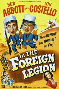 Watch Abbott and Costello in the Foreign Legion Online Free in HD