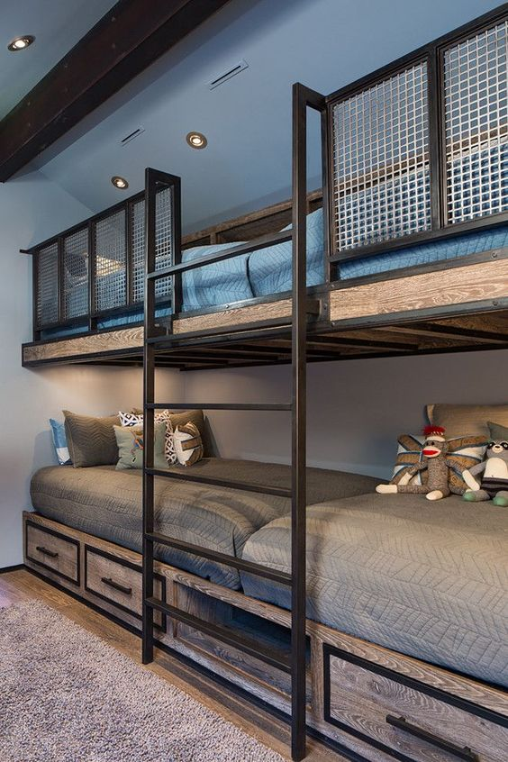 The Peak Of Tr 232 S Chic Needing Wanting Loving Bunk Beds