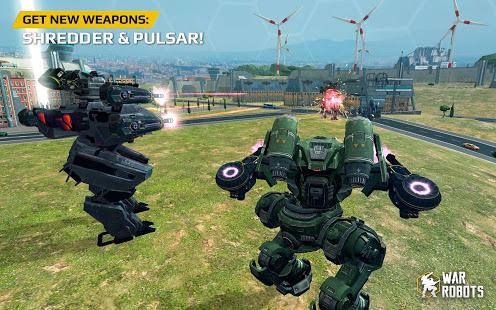 War Robots Mod Apk Android