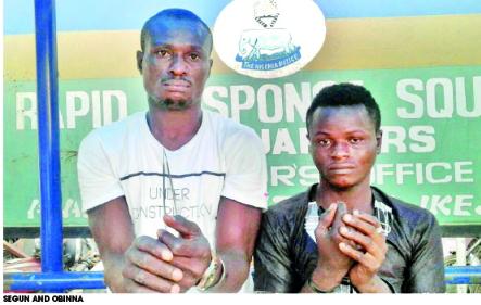 armed robbers sedate victims sleeping gas