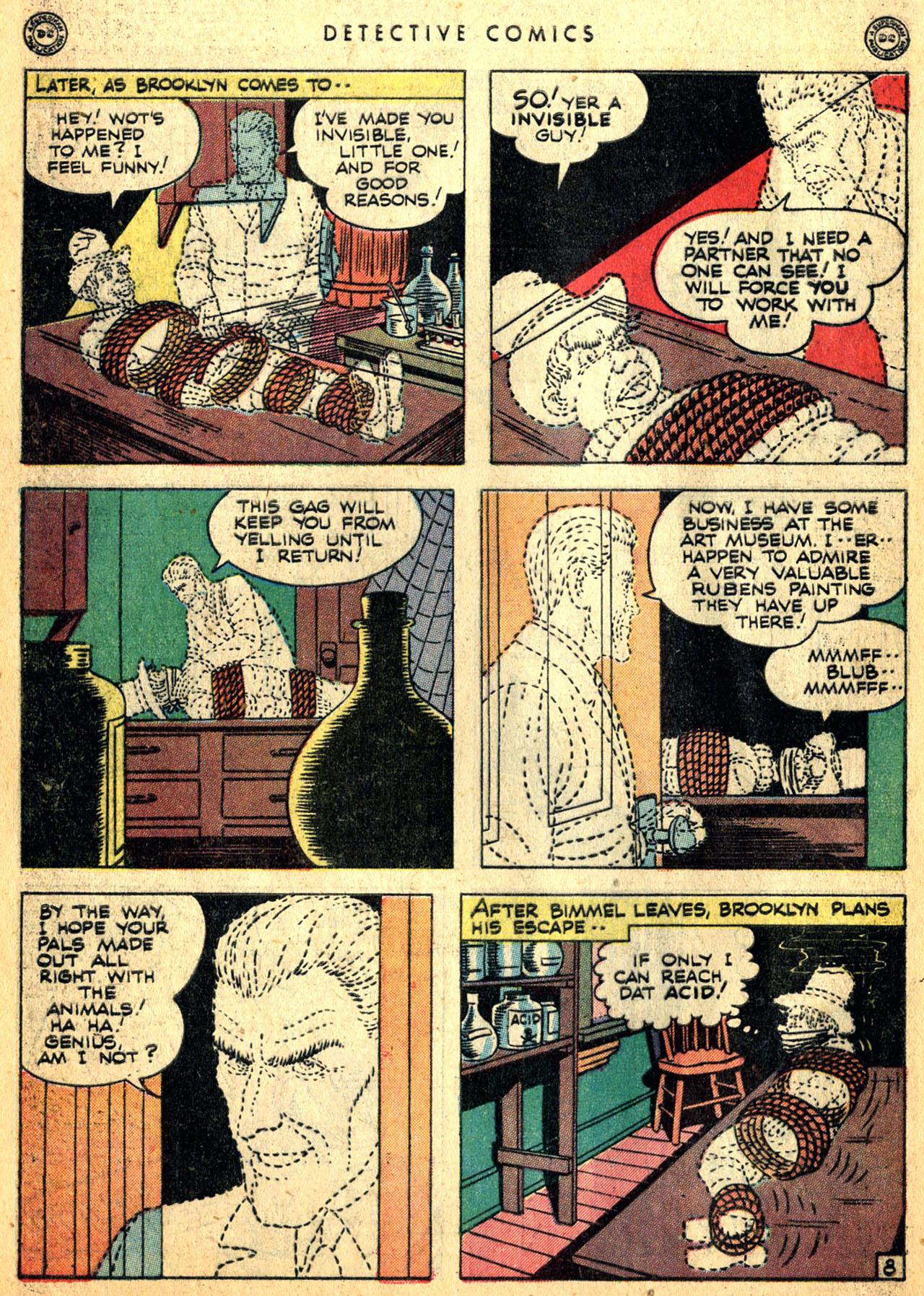 Read online Detective Comics (1937) comic -  Issue #117 - 46