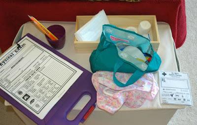 Doctor and Dentist Theme Homeschool Preschool
