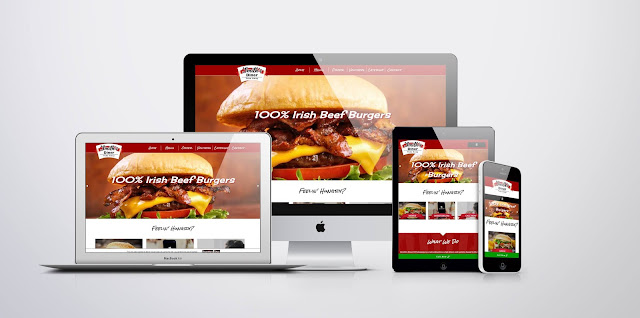Smiths Diner Website Cavan