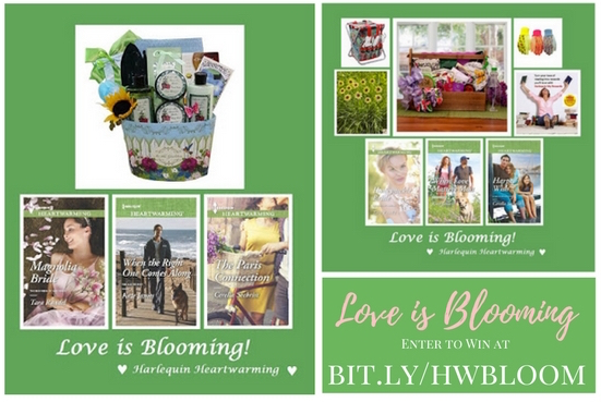 Love is Blooming Giveaway