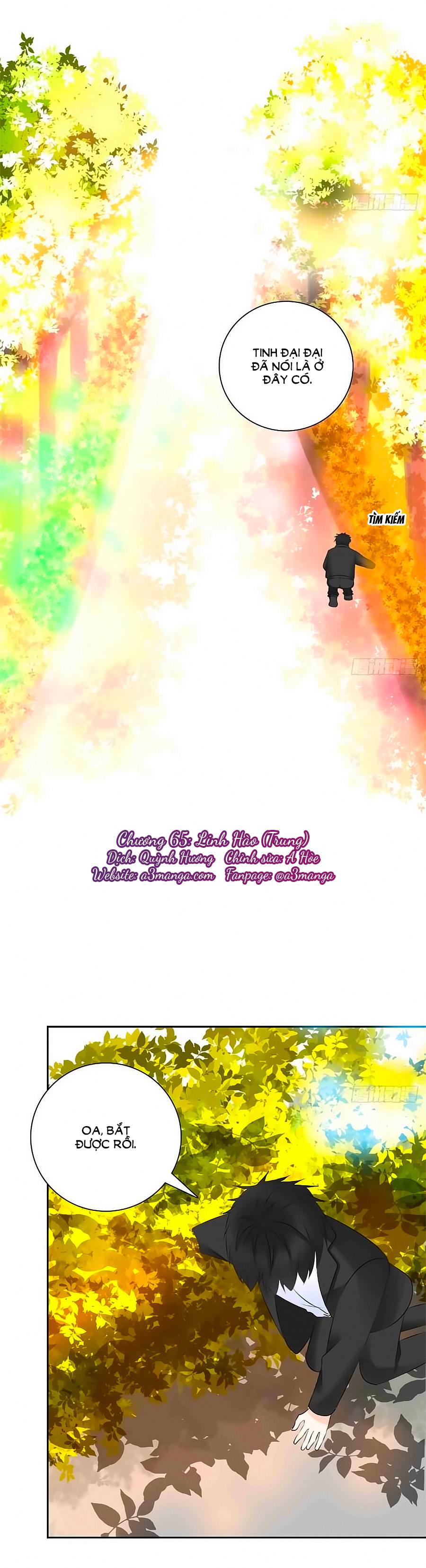 Công Chúa Nữ Vương Mệnh Chap 65 - Trang 1