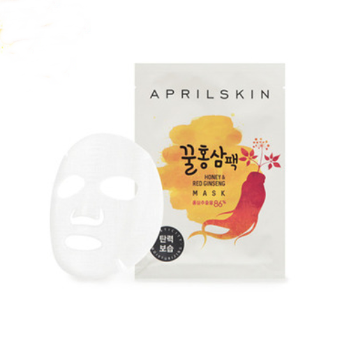 Honey & Red Ginseng Mask