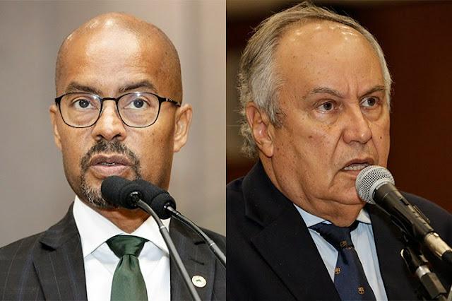 Parlamentares se despedem da Casa de Joaquim Nabuco