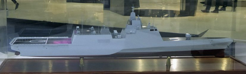 Design Of New Frigate
