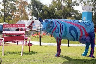 Avanza la novedosa intervención que transformará la granja de 'La Repu' en un espacio artístico para el cuidado animal