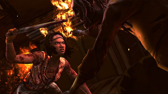 THE WALKING DEAD MICHONNE - A TELLTALE MINISERIES