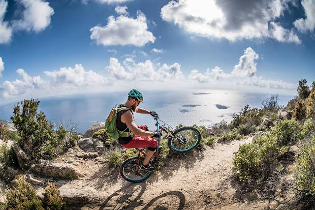 Biketouren Elba mit GPS Track gratis