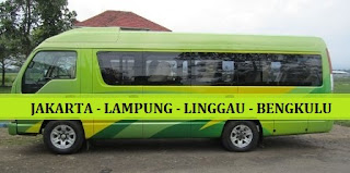 Info Jasa Travel Bekasi Lampung Murah