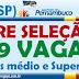 GOVERNO DE PERNAMBUCO ABRE SELEÇÃO SIMPLIFICADA COM 259 VAGAS NA (GEASP)