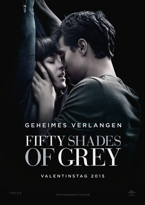 Filmtipp Fifty Shades of Grey