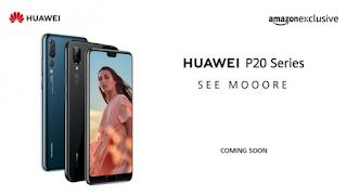 Huawei P20 Pro, P20 Lite to be Launched on April 24 as Amazon Exclusive: Price in India, Specifications, Features