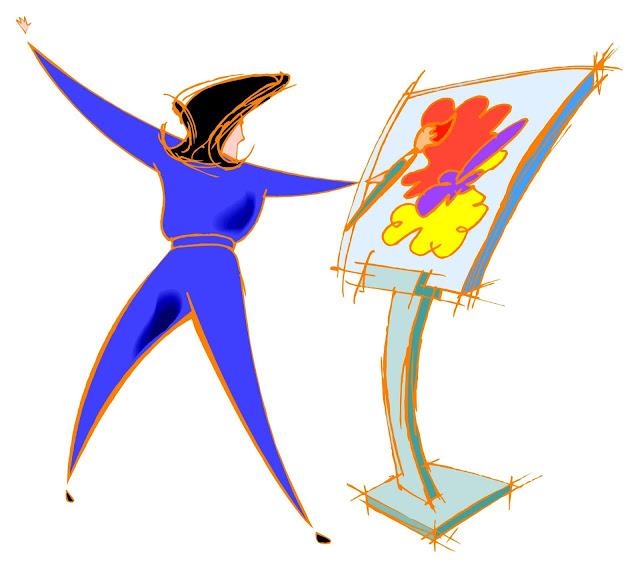 """Art 'N Soul brings """"Paint 'n Sip"""" to Home Turf Tap-Metamora Herald"""