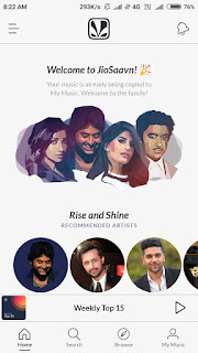 JioSaavn: Jio and Saavn Merged and Launched