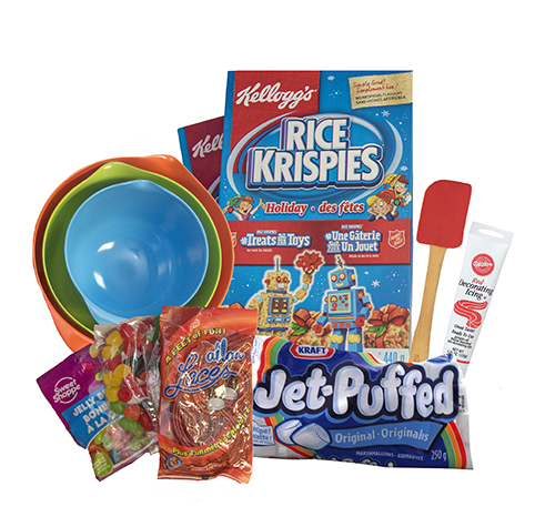 Kellogg's Rice Krispies #TreatsForToys ~ #Giveaway #2016GiftGuide