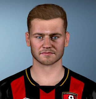 PES 2017 Facepack A.F.C. Bournemouth 2018/2019 by Eddie Facemaker