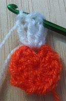 1st Puff Stitch