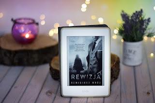 "Remigiusz Mróz - ""Rewizja"" Chyłka #3"