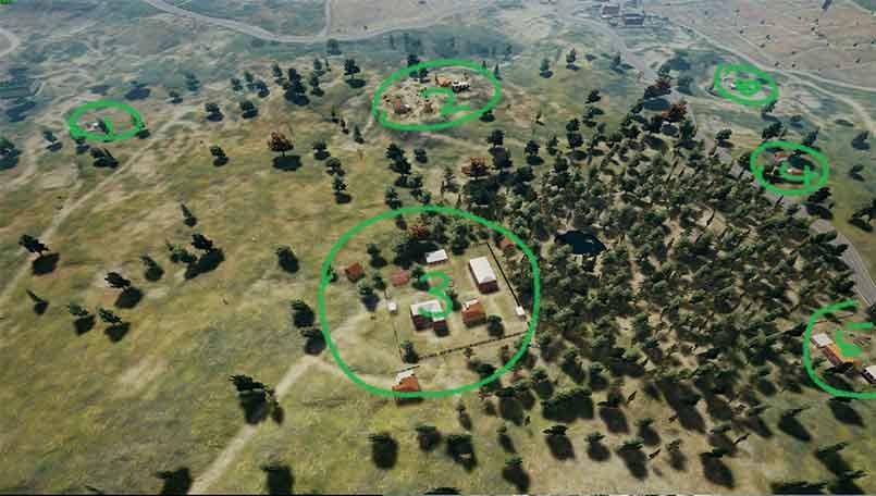 pubg erangel map redesign