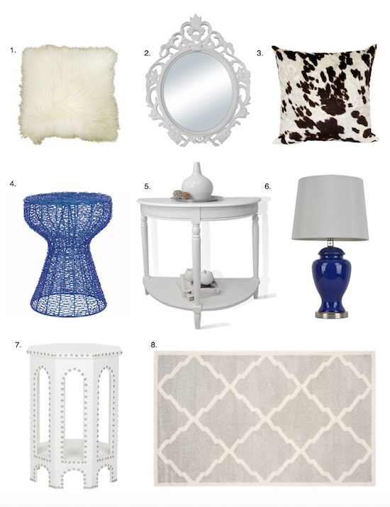 Walmart Decorations For Living Room: The Zhush: Chic Home Decor Picks From Walmart