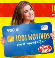 Cadastrar Promoção 1001 Motivos Aproveitar BomBril 2017