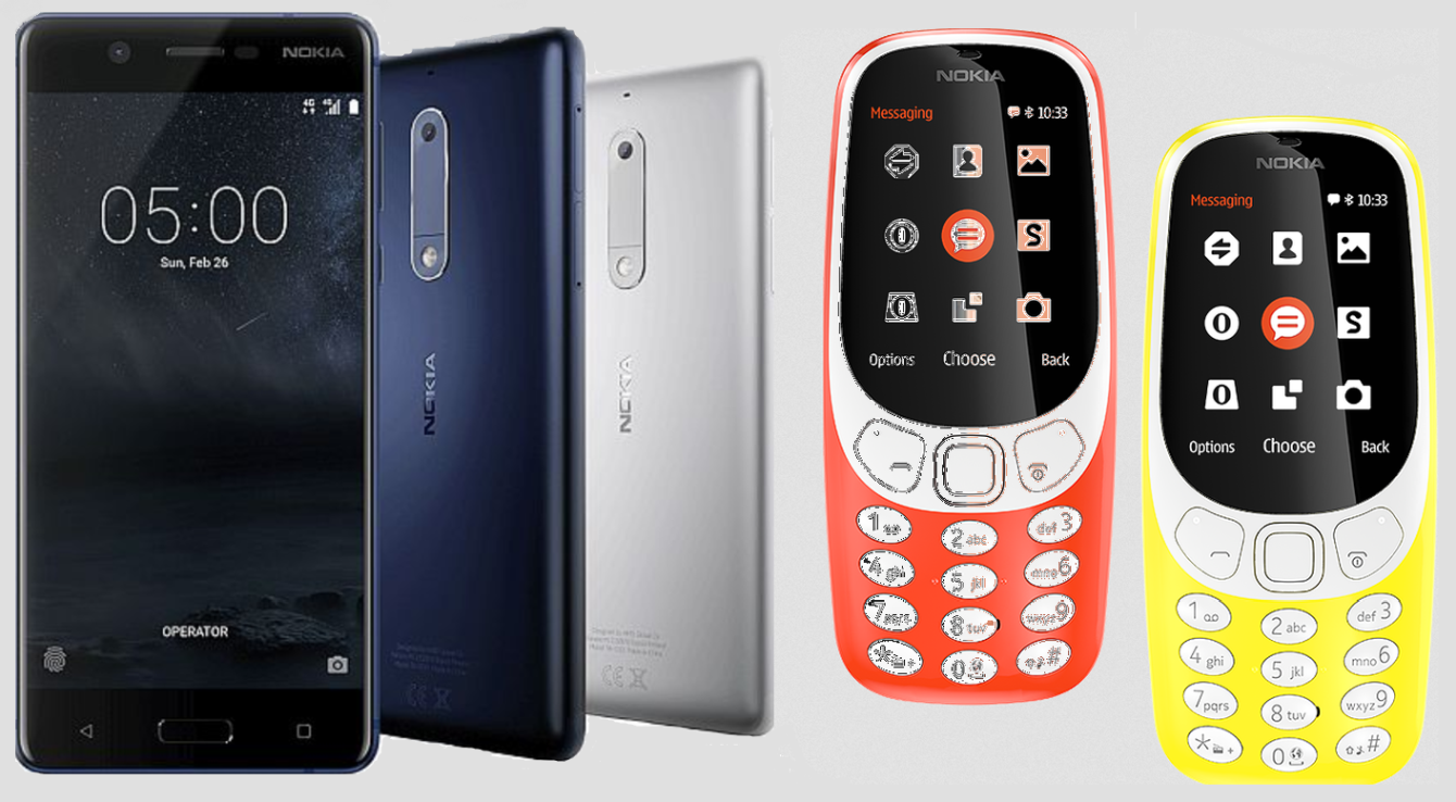 nokia 6 guide tutorial nokia 5 3 and nokia 3310 2017 manual rh jazminmedrano com Apple Mobile Phones BlackBerry Mobile Phones