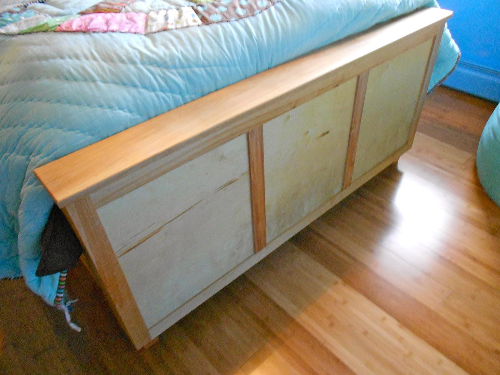 Architectural Wood Designs Custom Birch Teen Room