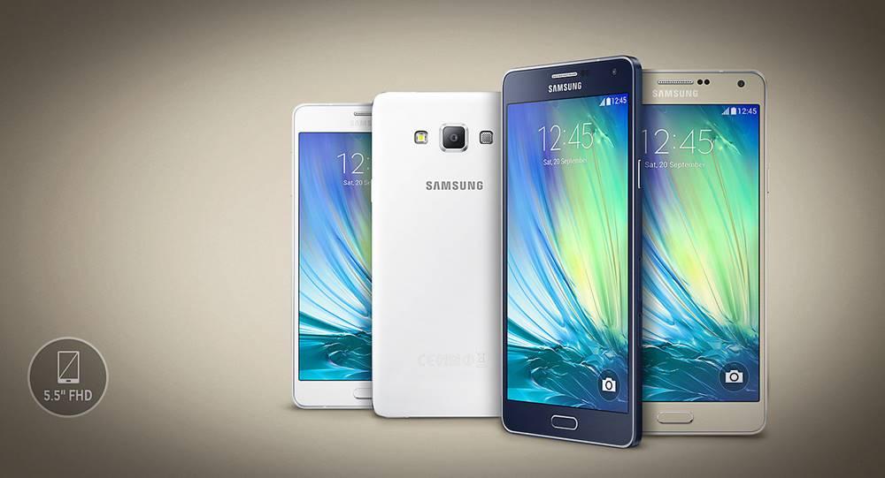 Samsung Galaxy A7 SM-A700FD Stock Firmware