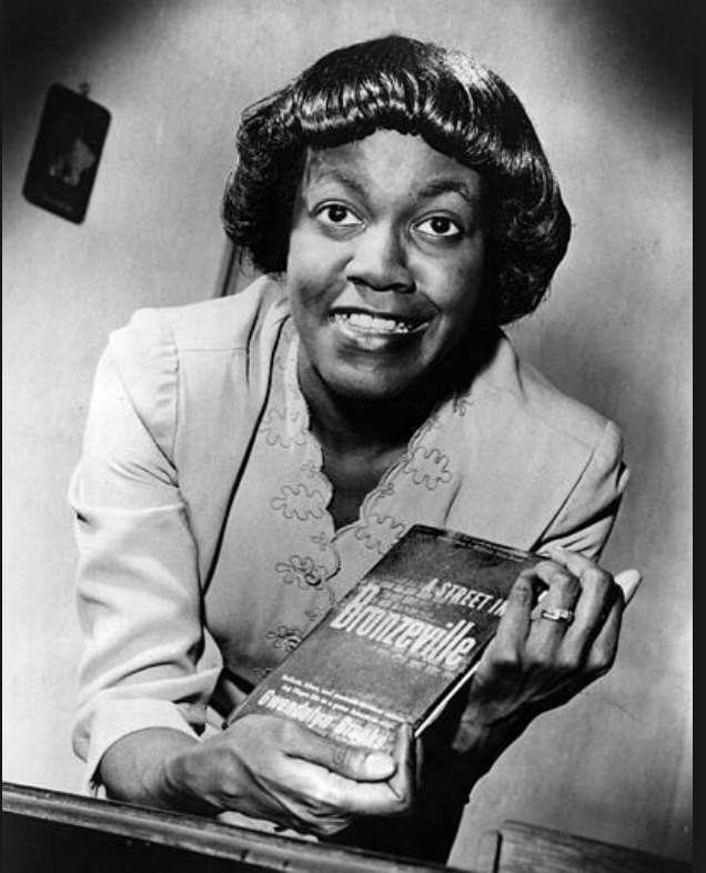 a description of gwendolyn brooks a black poet from kansas Gwendolyn brooks 1917— poet, novelist at a glance  topeka, kansas  for  poetry and is best known for her poetic descriptions of african american city life.