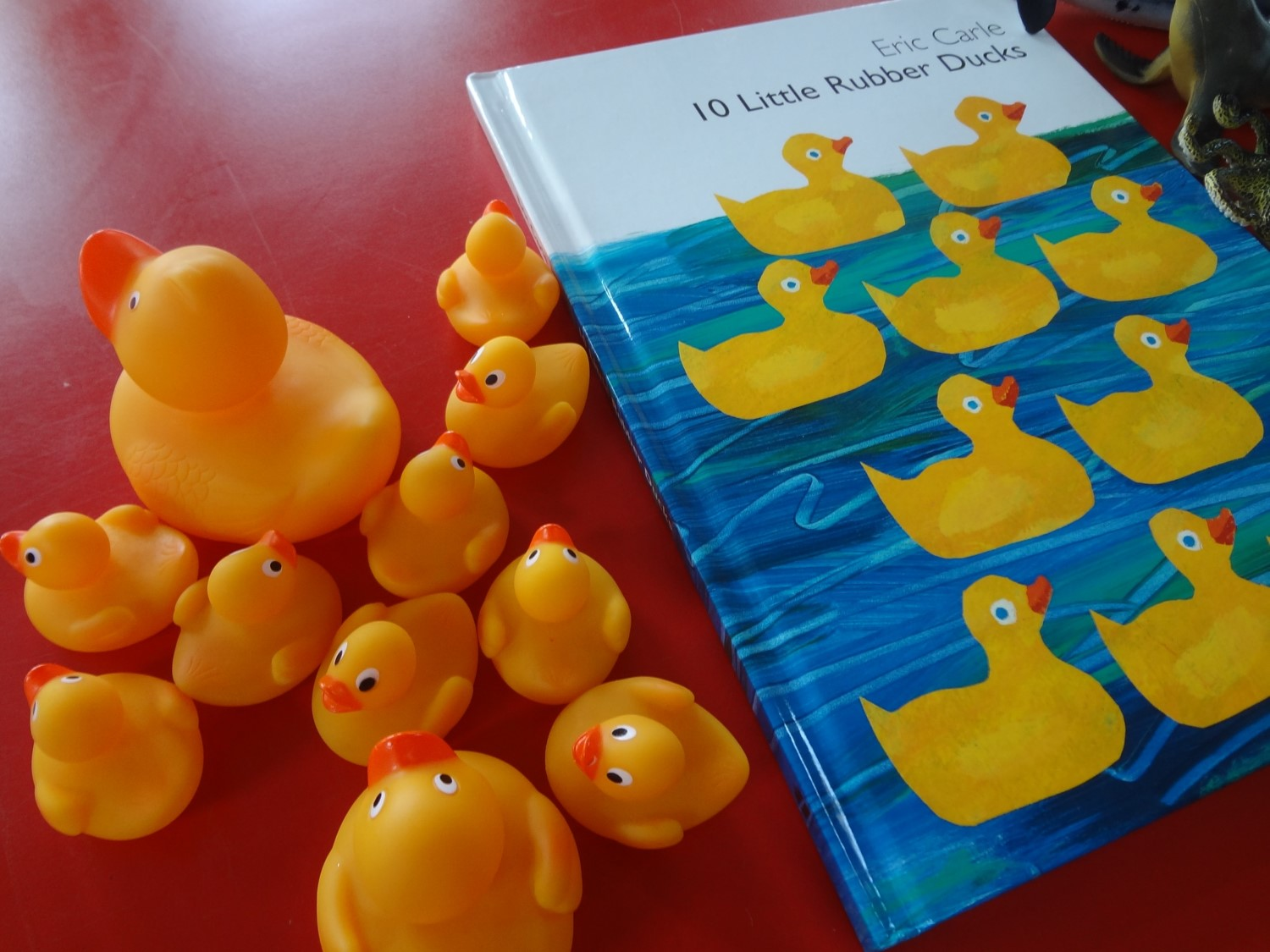 it u0027s all about stories a story cafe 10 little rubber ducks